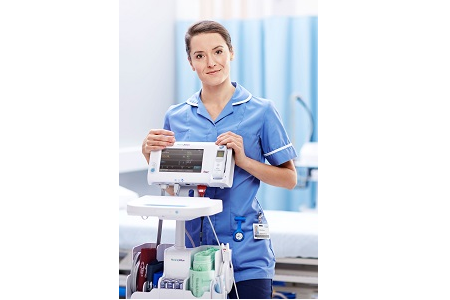 Leading the way in connected vital signs