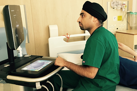 Point-of-care ultrasound helps to enhance patient care in emergency medicine