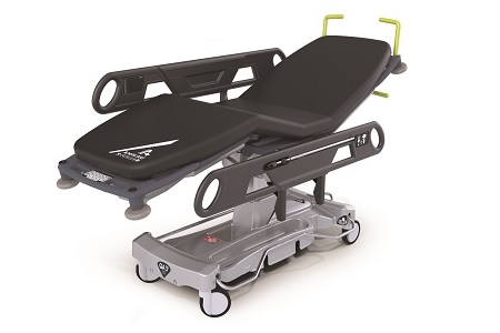 Anetic Aid to showcase QA3 patient trolley
