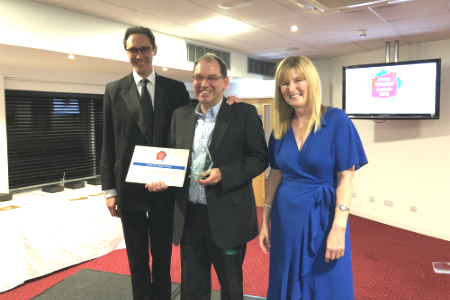 Doctor wins award for 'outstanding care, support, patience and understanding'