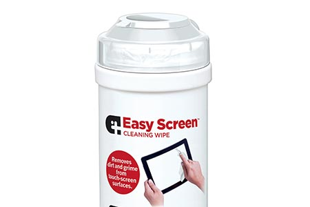 When was the last time you cleaned your screen?
