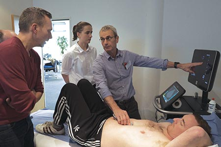 Bridging the skills gap in point-of-care ultrasound