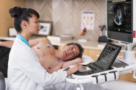 Cardiac ultrasound systems incorporate anatomical intelligence