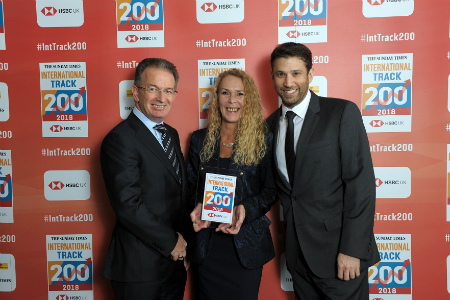 Healthcare founders recognised among '50 most ambitious business leaders in the UK'