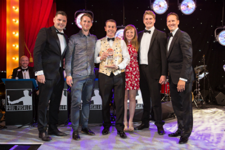 FutureNova wins prestigious Plastics Industry Award