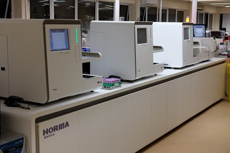 First Global Install Of HORIBA Medical's New Track-Based Haematology Platform Achieves Quality Accreditation.