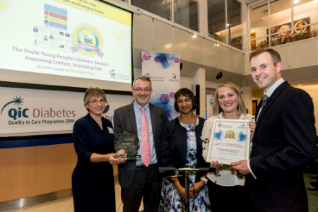 Award winning diabetes initiative generates 'remarkable results'
