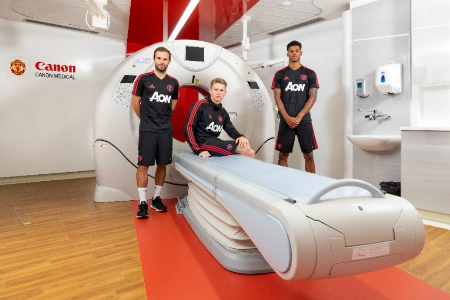 Manchester United clinical collaboration continues