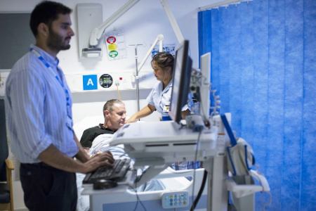 Sepsis success highlights Trust's digital strengths