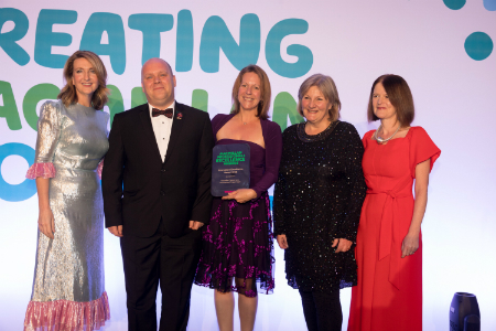 Ambulance team honoured at Cancer Care Innovations