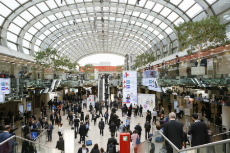 Digitalisation wave causes flood of innovations at Medica 2018