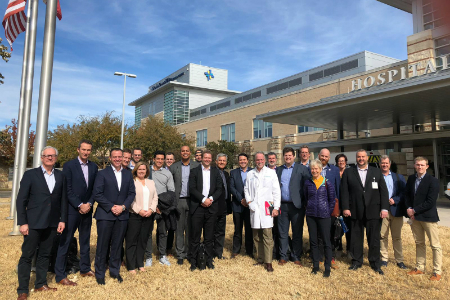 Stateside success for UK HealthTech