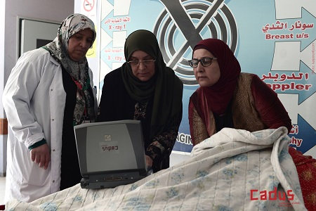 Fulfilling a promise to Mosul with point-of-care ultrasound