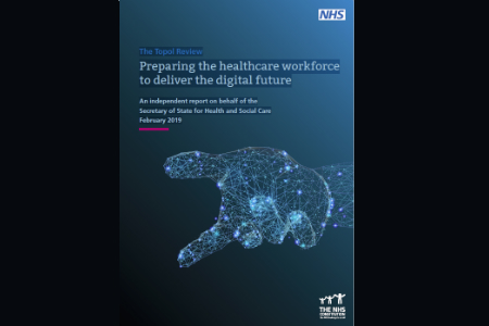 Topol Report highlights importance of digital technology in NHS