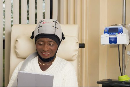 £1 million invested in world's first scalp cooling research centre