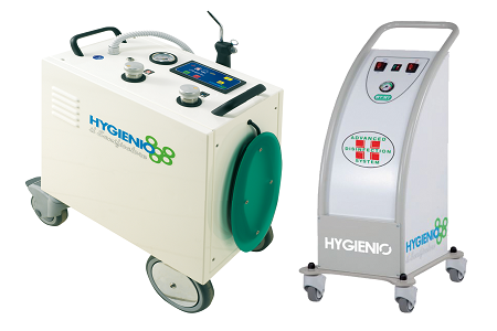 Superior Disinfection with Hygienio