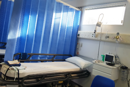 NHS Lothian increases capacity with mobile endoscopy suite