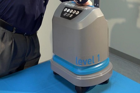 Smiths Medical Launches New Level 1® Convective Warmer