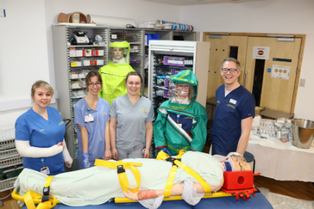 Open day helps hospital tackle staff shortage