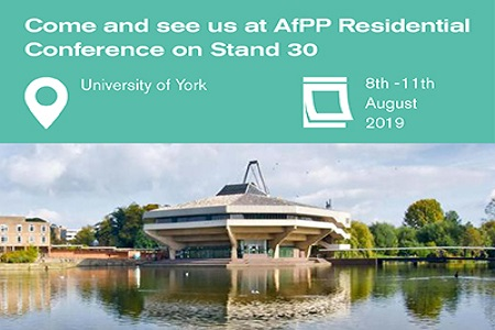 Visit Intersurgical on Stand 30 at the AfPP Residential Conference.