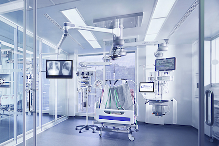 Brandon Medical sources ventilators for NHS Nightingale Hospital