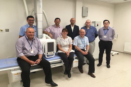Managed Service partnership sees Peterborough's newest hospital receive major radiology equipment investment