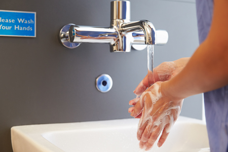 Hand hygiene and the importance of maintaining good skin health